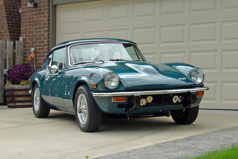 1973 - Triumph, GT-6
