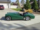 1959 - Triumph, TR3