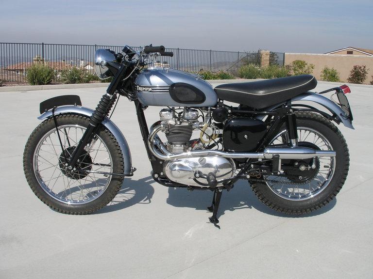 1956 - Triumph, TR-6