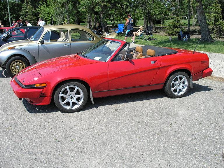 1980 - Triumph, TR7