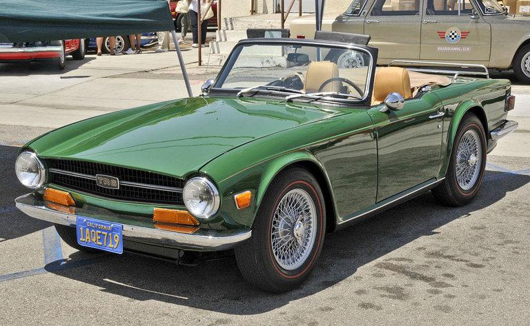 1970 - Triumph, TR6