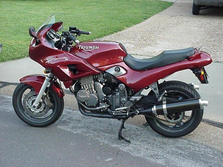 1996 - Triumph, Sprint 900