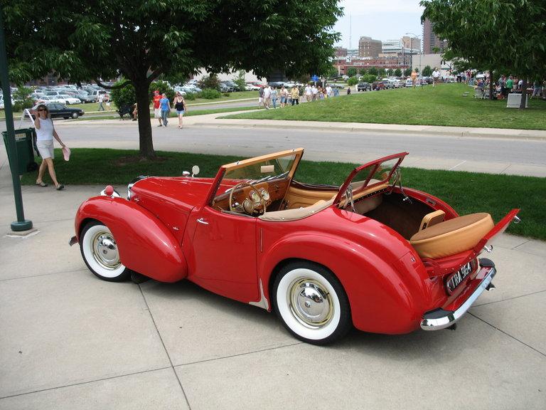 1949 - Triumph, 2000