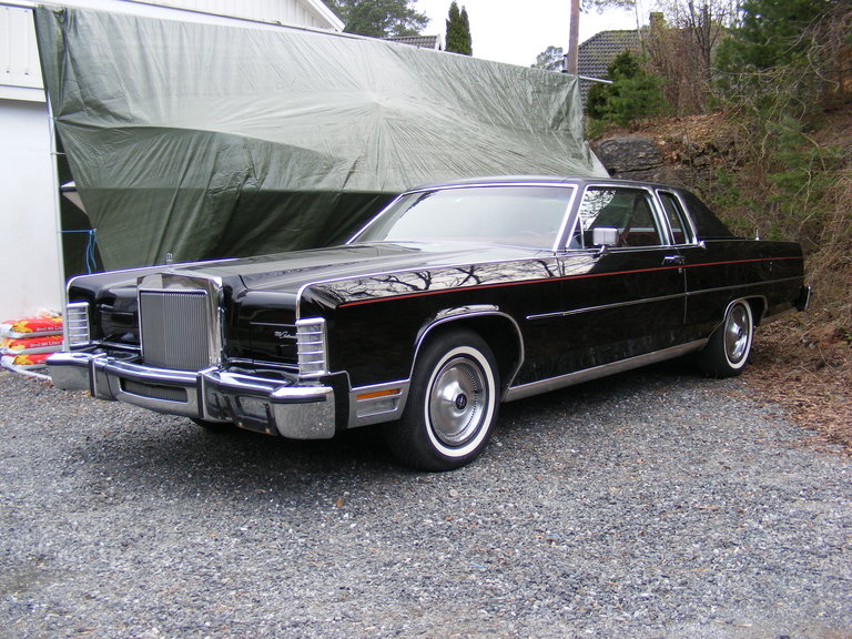1979 - Lincoln, Continental