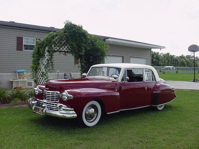 1946 - Lincoln, Continental