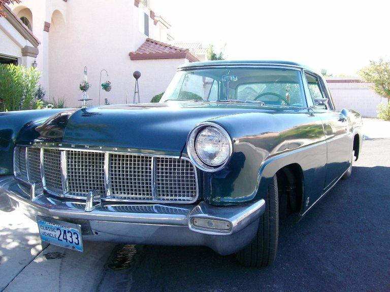 1956 - Lincoln - Lincoln