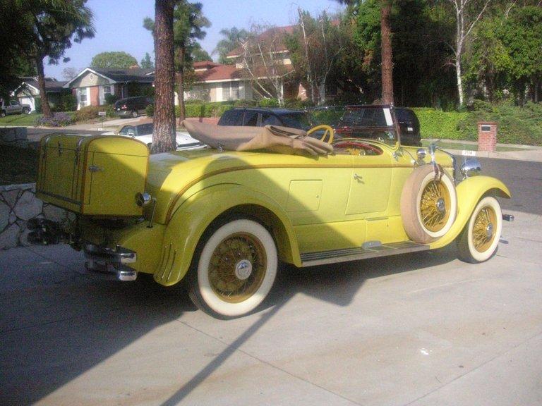 1929 - Lincoln - Lincoln