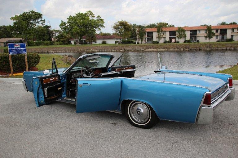 1962 - Lincoln - Lincoln