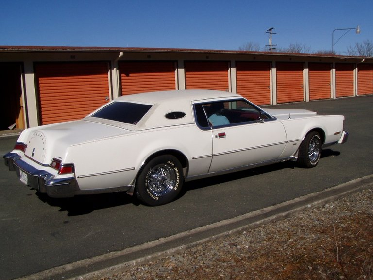 1976 - Lincoln - Lincoln