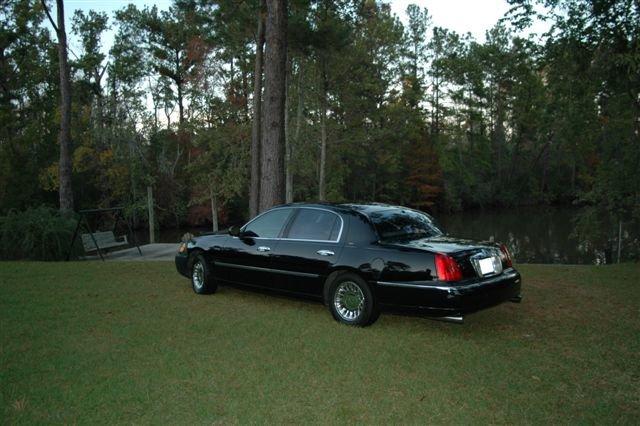 1999 - Lincoln, Cartier Town Car