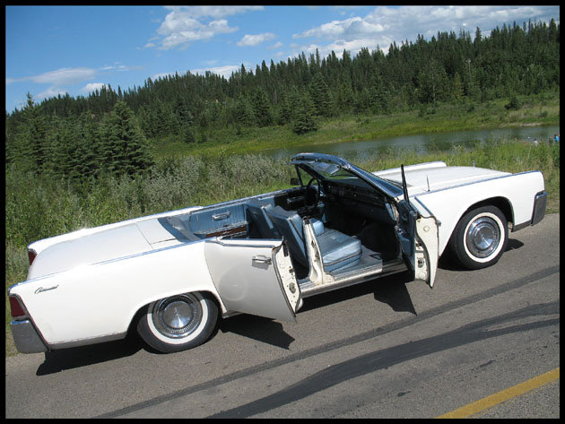 1964 - Lincoln, Continental Convertible