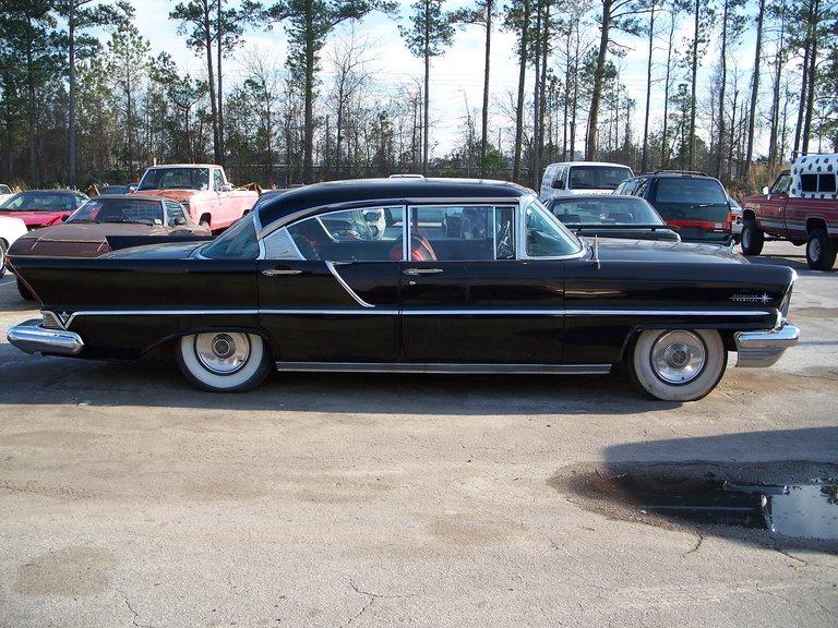 1957 - Lincoln, premiere