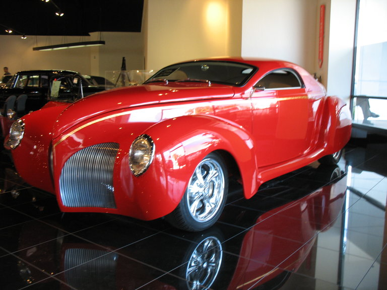 1936 - Lincoln, Zephr