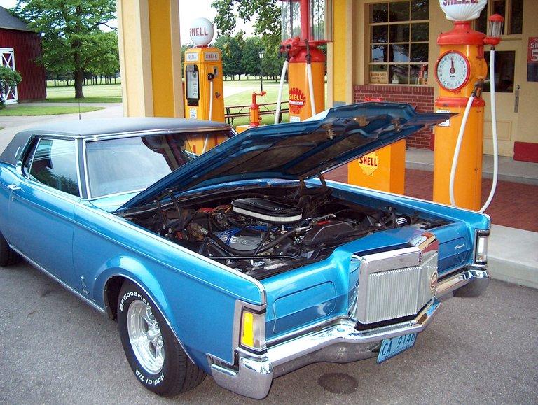 1970 - Lincoln, Continental Mark III