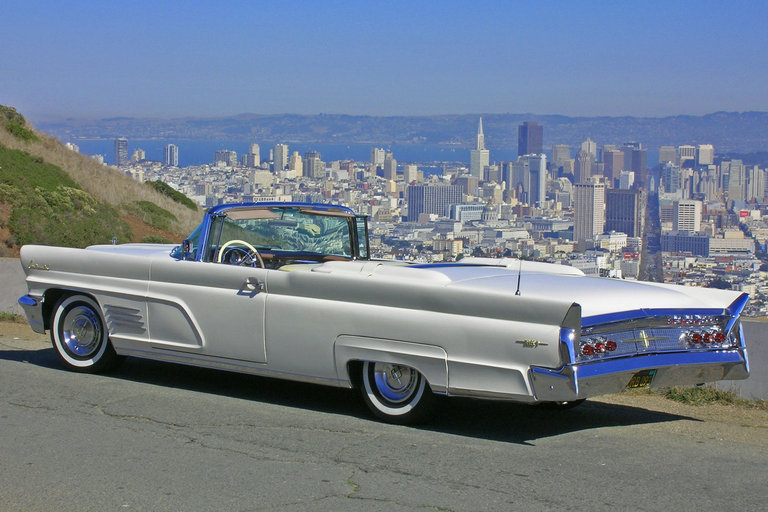 1960 - Lincoln, Continental Mk. V Convertible
