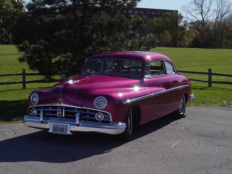 1949 - Lincoln, 6 passenger coupe aka Baby Lincoln