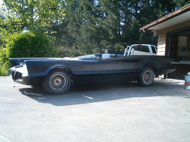 1976 - Lincoln (sort of), 1966 Batmobile