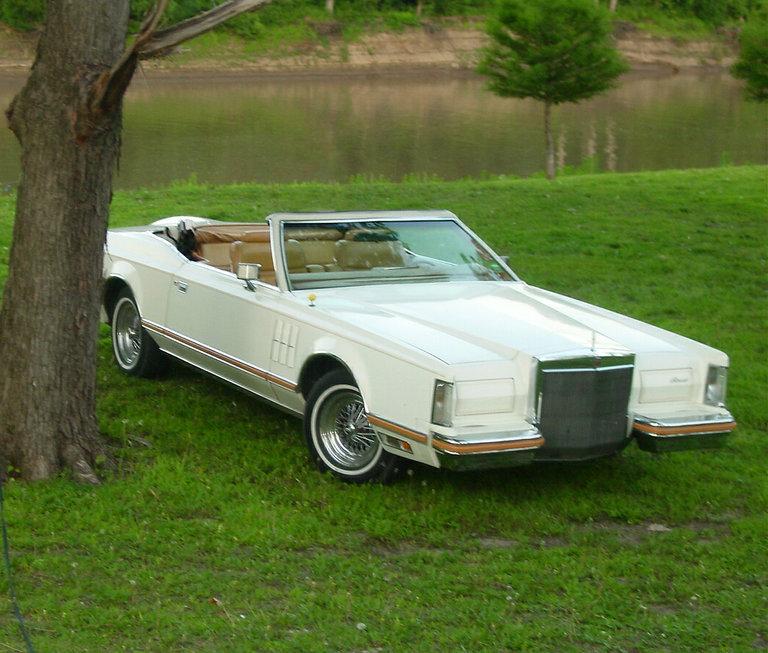 1978 - Lincoln, Mark V