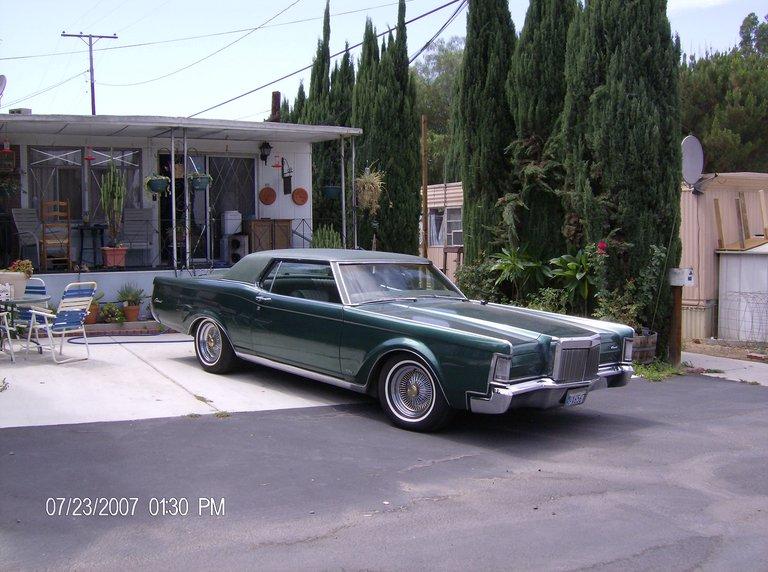 1968 - Lincoln, Continental, Mark III