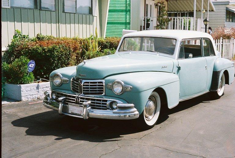 1948 - Lincoln, Continental