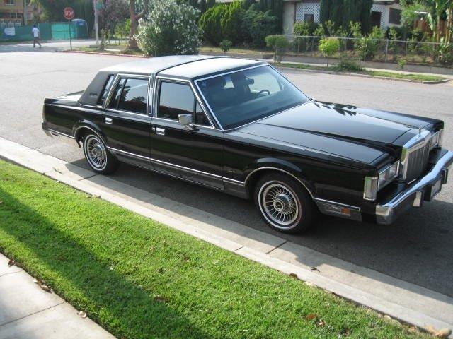1986 - LINCOLN, Town Car
