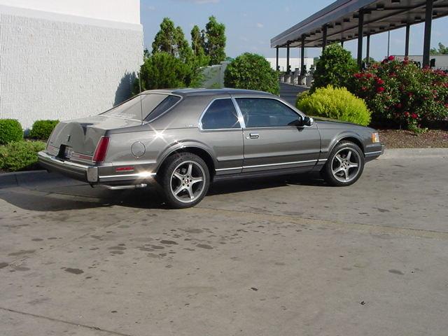 1989 - Lincoln, Mark VII LSC