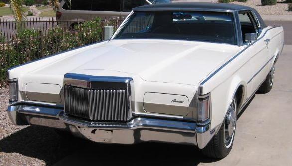 1970 - Lincoln Continental, Mark III