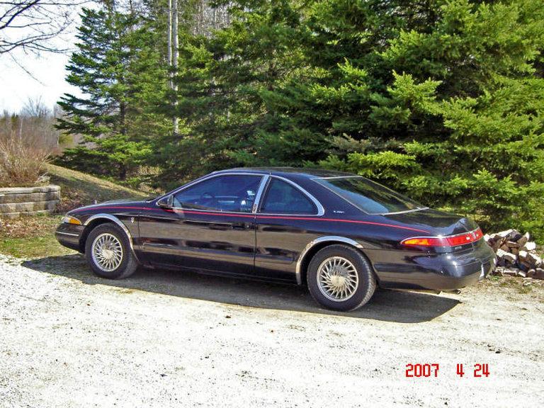 1995 - Lincoln, Mark VIII LSC