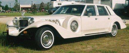 1984 - Lincoln, Town Car