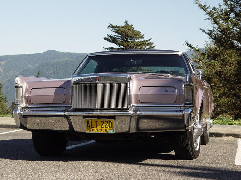 1969 - Lincoln, Continental Mk III