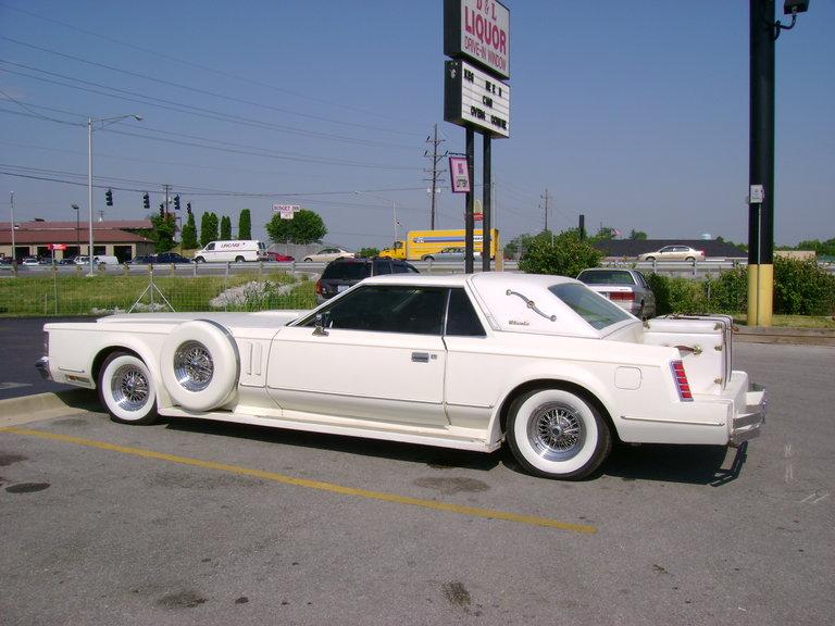 1979 - Lincoln, Mark VI