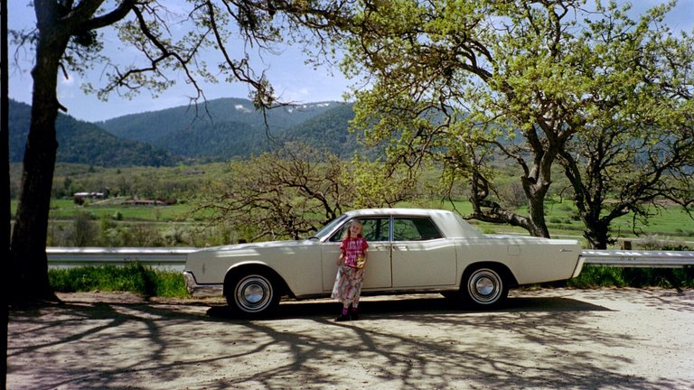 1966 - Lincoln Continetal, Suicidedoors  :)