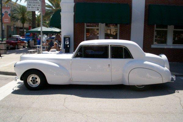 1941 - Lincoln, Continental
