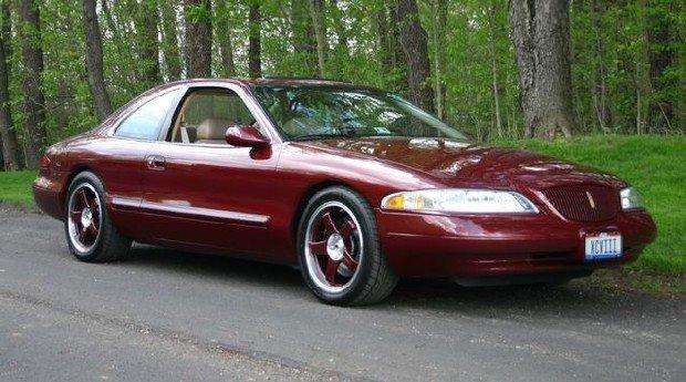 1998 - Lincoln, Mark VIII Collectors Edition