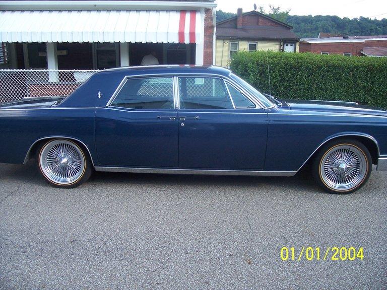 1968 - Lincoln, Continental