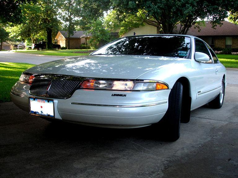 1994 - Lincoln, Mark VIII LSC