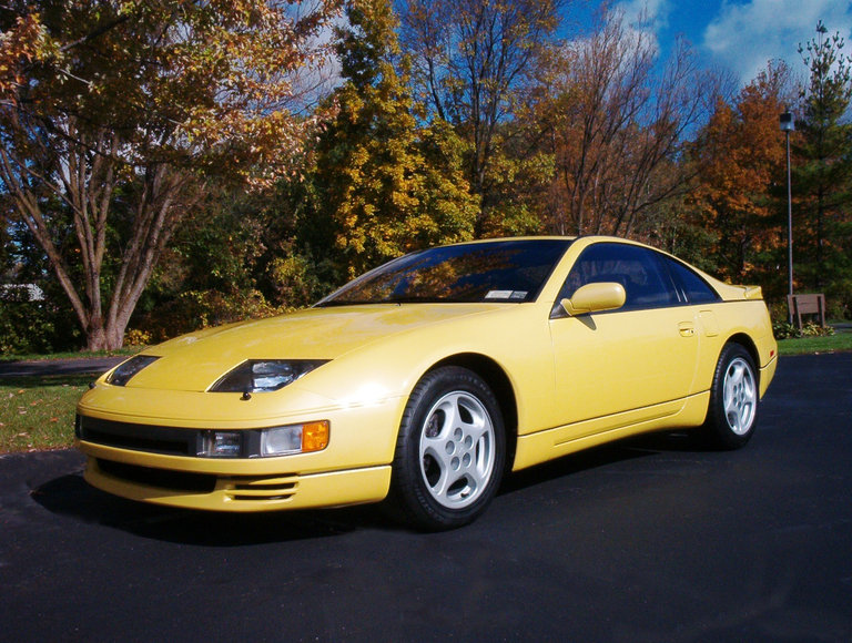 1990 - Nissan, 300Zx Twin Turbo