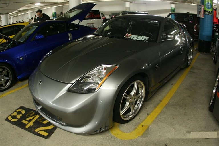 2003 - Nissan, 350Z Enthusiast Model