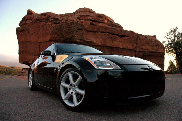 2003 - Nissan, 350Z Touring 6sp