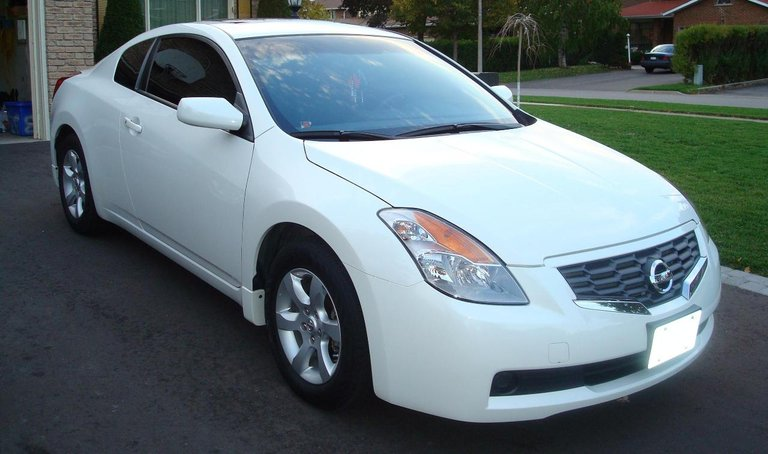 2008 - Nissan, Altima Coupe