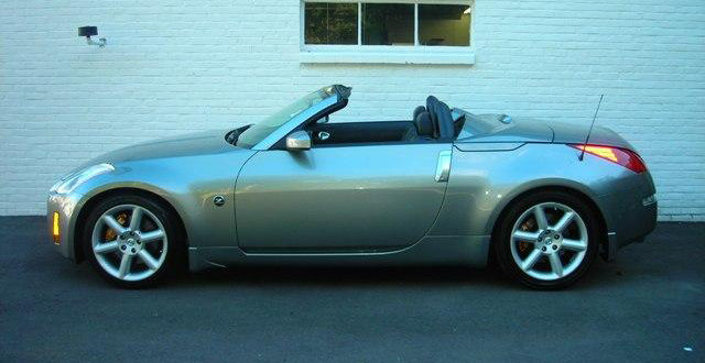 2005 - Nissan, 350Z Grand Touring Roadster