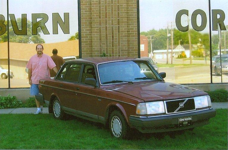 1989 - Volvo, 240 DL