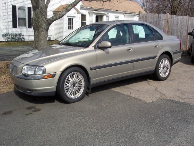 2001 - volvo, S80