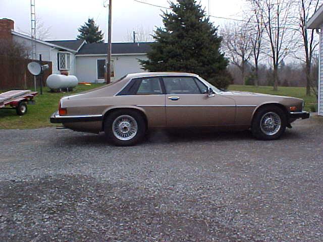 1988 - Jaguar, XJS V12
