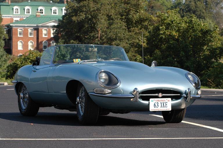 1963 - Jaguar, E-Type