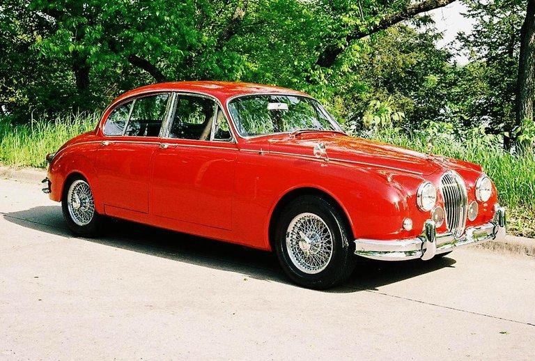 1963 - Jaguar, Mark II