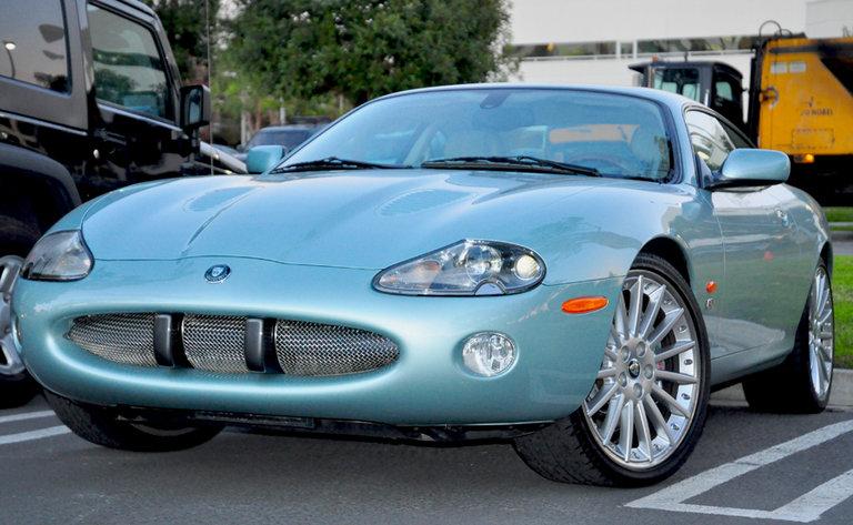2004 - Jaguar, XKR Supercharged