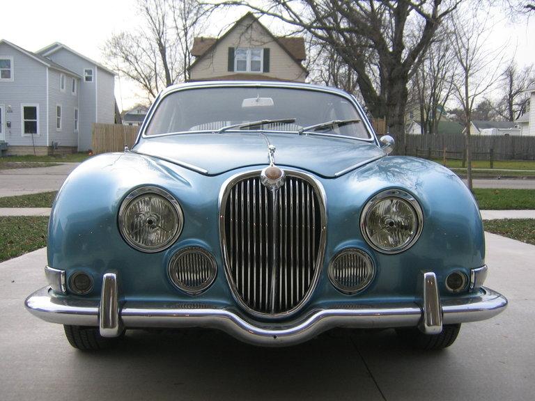 1967 - Jaguar, S Type 3.8 L