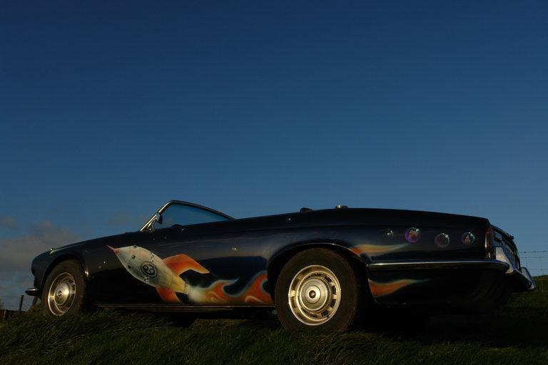 1969 - Jaguar, XJ12