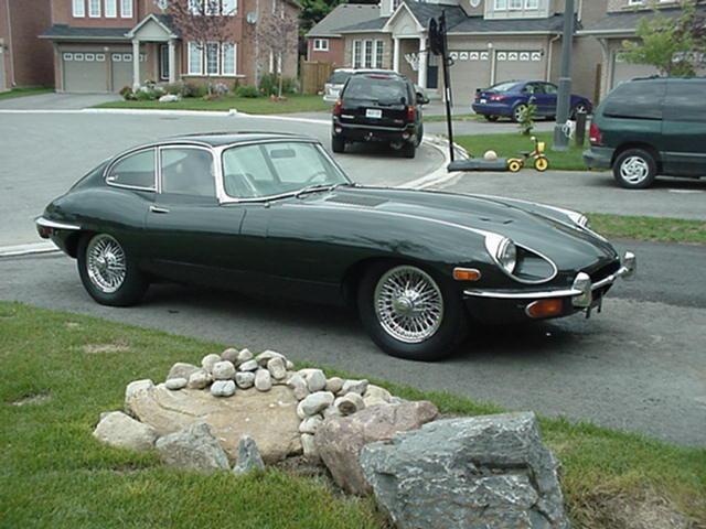 1969 - Jaguar, E-Type